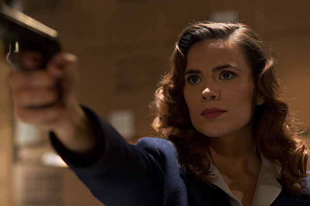 Agent Carter - Marvel's Agents of Shield - Captain America